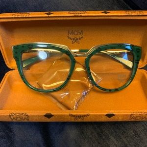 NWT 👓 MCM Logo Glasses with Case